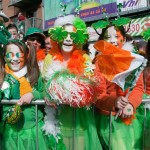 St Patrick's Day Festival – 14th March 2013 – 18th March 2013