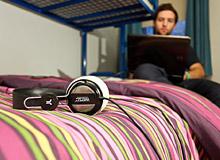 Comfy Bunk Beds  In  Dublin  Hostel
