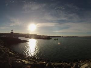 Howth Harbor Dublin