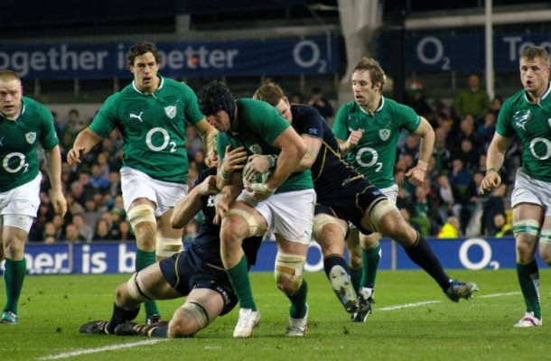 RBS 6 Nations Irelance