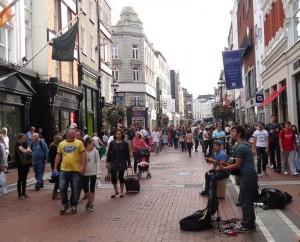 ive Music Grafton Street