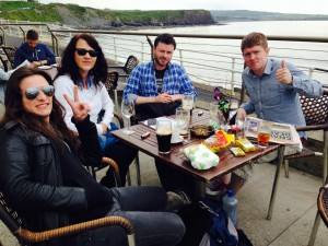 Lahinch Irish pub