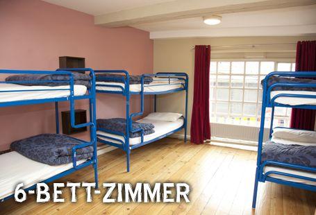 6 Bed Dorm