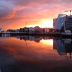 One day in Dublin
