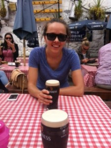 Guinness ON the Wicklow Way