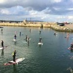 SUPing the Sea – Paddleboarding Dublin