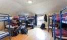 Schlafsaele im Isaacs Hostel in Dublin ist eine Cheap accommdation  Dublin