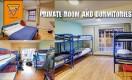 Private Zimmer und Schlafsaele in Dublin Youth Hostel