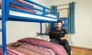 Private rooms  available at Dublin Hostel