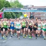 4 August: Rock N Roll Half Marathon in Dublin