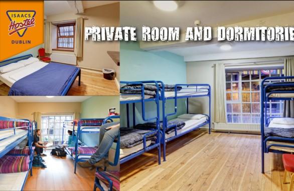 Hostel Rooms