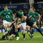 RBS Six Nations Rugby in Dublin 2014